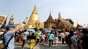 การท่องเที่ยวไทยในยุค 2018