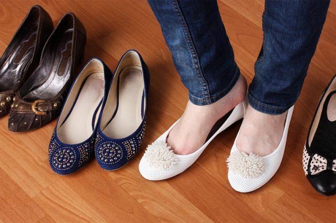 ทำไมเราจึงต้องเลือกใส่ รองเท้า