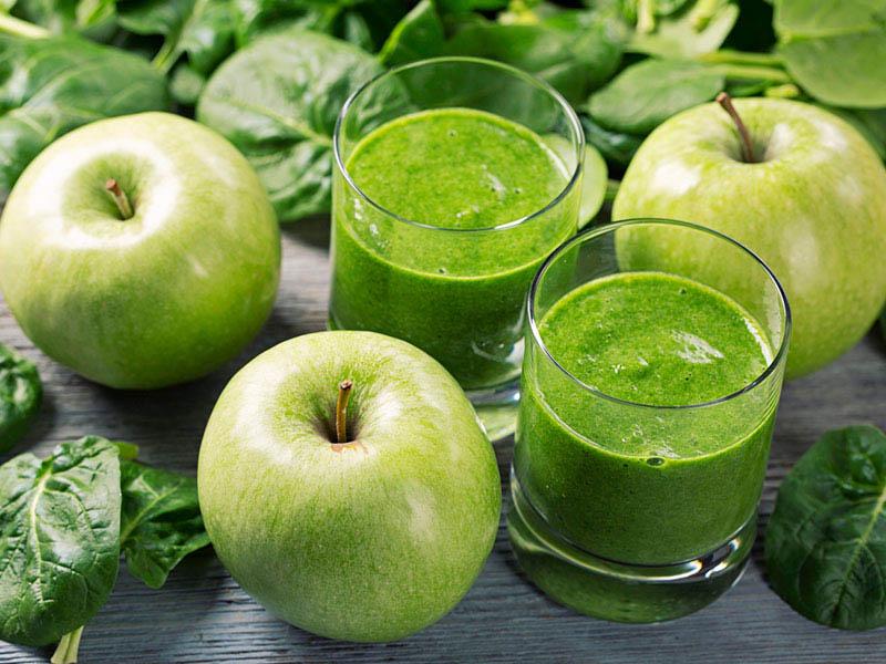 การดื่มน้ำแอปเปิ้ลวันละ 1-2 แก้ว จะทำให้ได้รับวิตามินซี